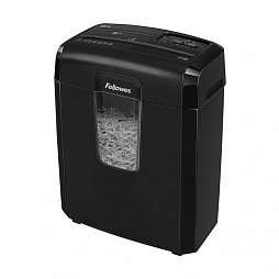 FS-46921 Шредер Fellowes® PowerShred® 8Cd, черный